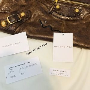 Balenciaga Bags - Balenciaga Tote (Weekend)